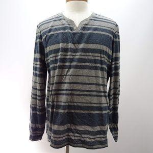 I.N.C International Concepts Men's Striped Sweater